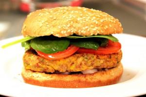Le hamburger végétarien de McDonald
