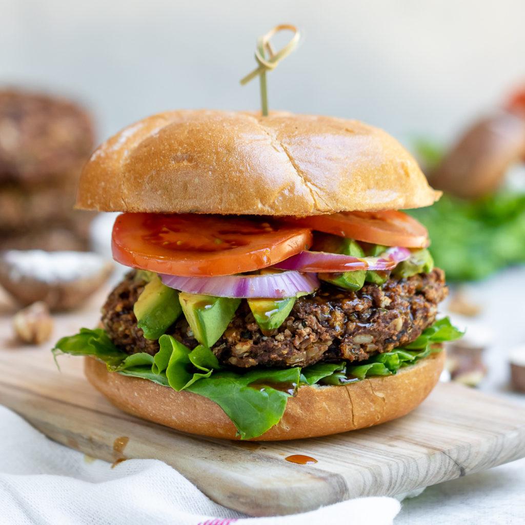 L'impossible a créé une viande végétale pour les hamburger végétarien et toutes autres préparation culnaire